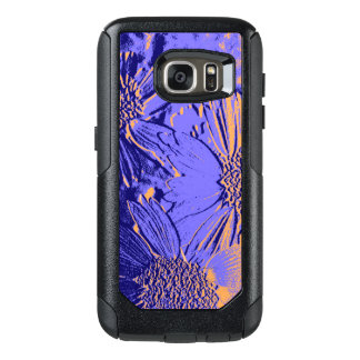 Abstract Flowers 2 OtterBox Samsung Galaxy S7 Case