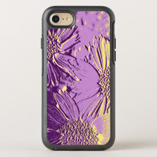 Abstract Flowers 3 OtterBox Symmetry iPhone 7 Case