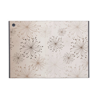 Abstract Flowers Cover For iPad Mini