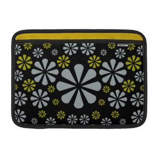 Abstract Flowers iPad / laptop sleeve