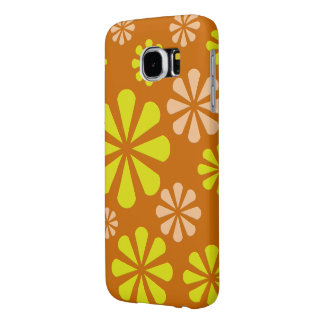 Abstract Flowers phone cases