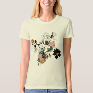 Abstract flowers Shirt