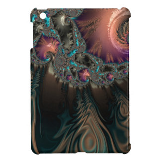 Abstract fractal cuff RNS and shapes. Fractal kind Case For The iPad Mini