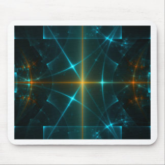 Abstract Fractal Fantasy Art Mouse Pads