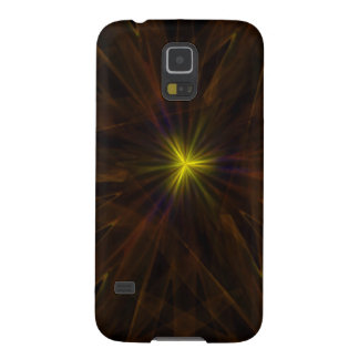abstract fractal galaxy s5 cover