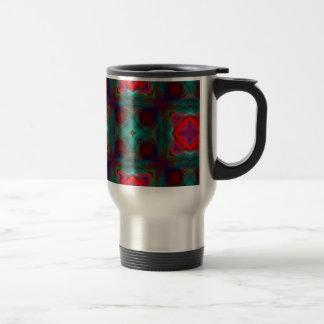 Abstract Fractal Pattern Mug