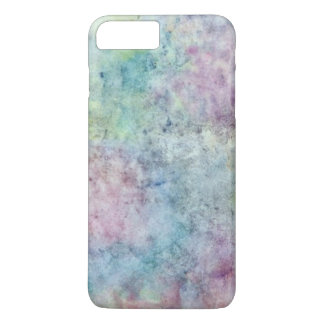 abstract free hand drawing from watercolor iPhone 8 plus/7 plus case