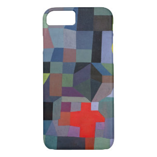 Abstract Full Moon iPhone 7 case