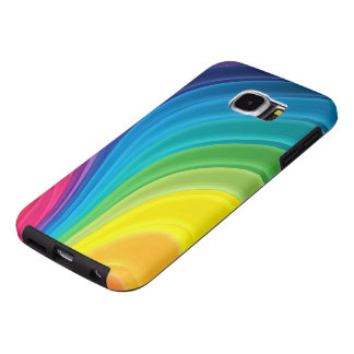 Abstract Galaxy S6 Case