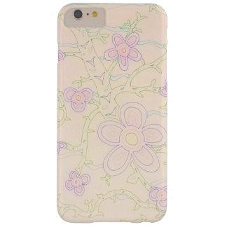 Abstract Garden iPhone 6 Case (Pastel)