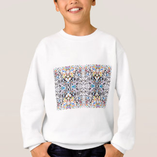 Abstract Garden Reflect Sweatshirt