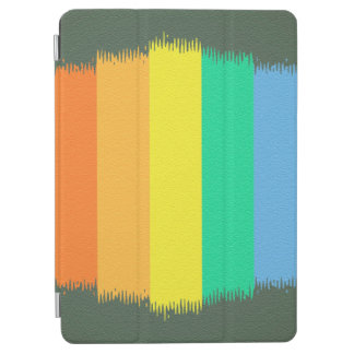 Abstract Gen Land iPad Air Cover