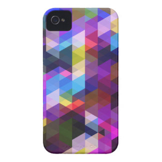 Abstract Geometric 2 iPhone 4 Covers