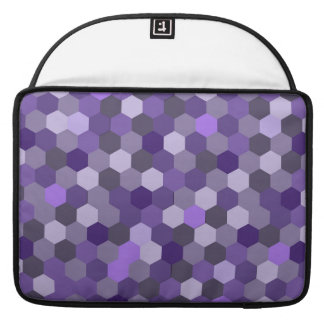 Abstract Geometric Art Sleeve For MacBook Pro