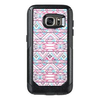 Abstract Geometric Aztec Pattern 3 OtterBox Samsung Galaxy S7 Case