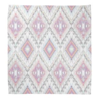 Abstract Geometric Aztec Pattern Bandana