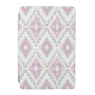 Abstract Geometric Aztec Pattern iPad Mini Cover