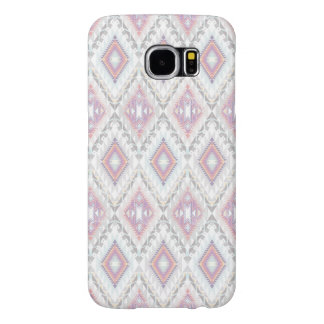 Abstract Geometric Aztec Pattern Samsung Galaxy S6 Cases
