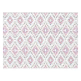 Abstract Geometric Aztec Pattern Tablecloth