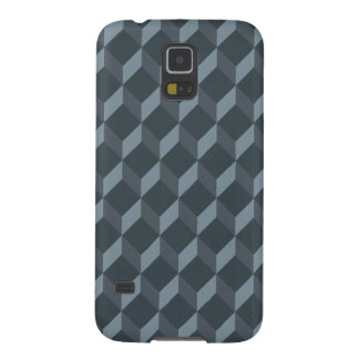 Abstract Geometric Background Pattern Galaxy S5 Case