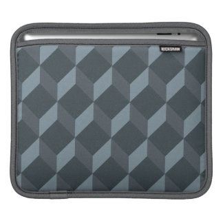 Abstract Geometric Background Pattern iPad Sleeve