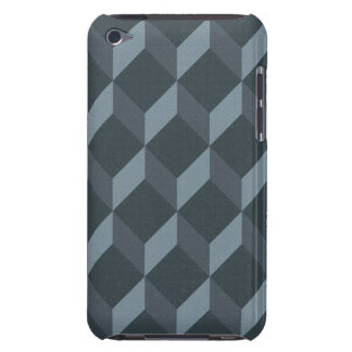 Abstract Geometric Background Pattern iPod Touch Cases