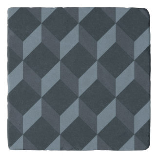 Abstract Geometric Background Pattern Trivets