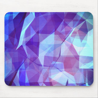 Abstract Geometric Design Mouse Mat