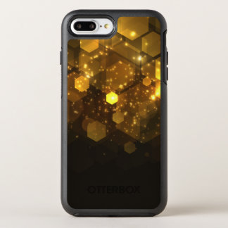 Abstract Geometric Gold Design | Phone Case