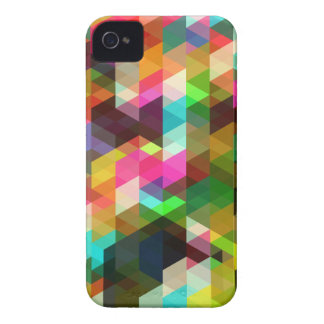 Abstract Geometric iPhone 4 Case