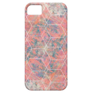 Abstract Geometric iPhone 5 Cases