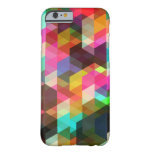 Abstract Geometric iPhone 6 case Barely There iPhone 6 Case