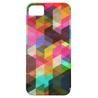 Abstract Geometric  iPhone Case Barely There iPhone 5 Case