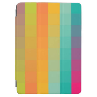 Abstract geometric pattern iPad air cover