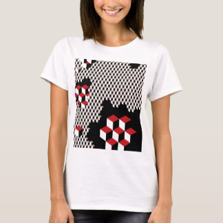 abstract geometric pattern T-Shirt