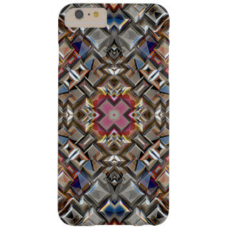 Abstract Geometric Surface Barely There iPhone 6 Plus Case