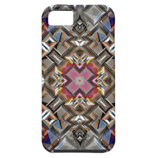Abstract Geometric Surface Case For The iPhone 5