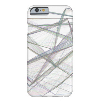 Abstract Geometrical Design Barely There iPhone 6 Case
