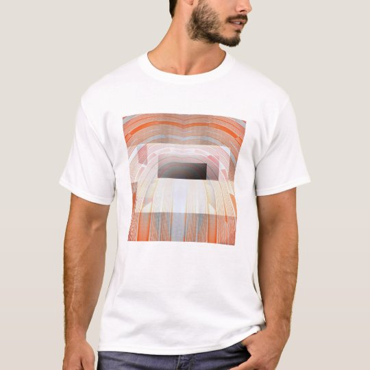 Abstract Geometry 3.3a (shirt) T-Shirt