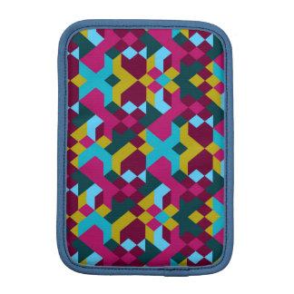 Abstract Geometry iPad Mini Sleeve