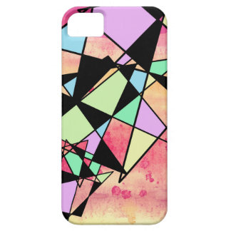 ABSTRACT GEOMETRY iPhone 5 CASES