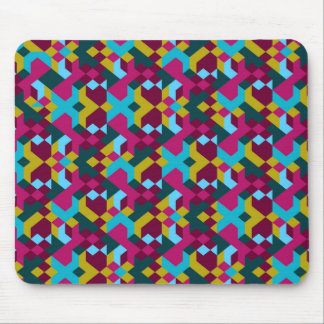 Abstract Geometry Mouse Mat