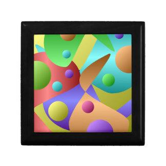 Abstract Gift Box