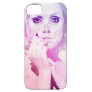 abstract girl i-phone case case for the iPhone 5