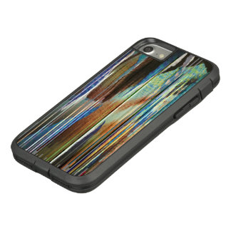 Abstract glitch iPhone case