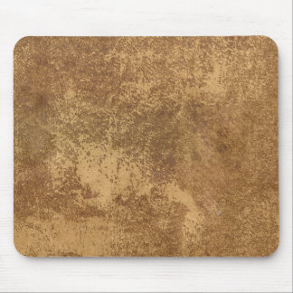Abstract gold paper mouse mat