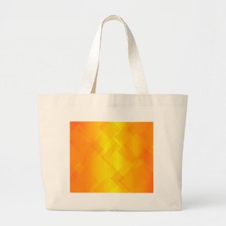 Abstract Golden Background Large Tote Bag