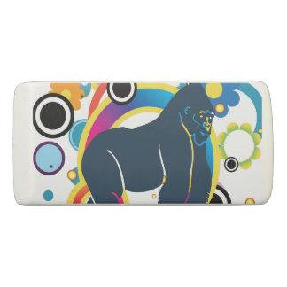 Abstract Gorilla Eraser