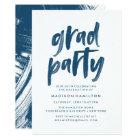 Abstract | Graduation Party Invitation