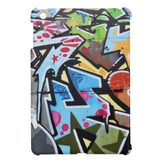 Abstract graffiti iPad mini cases